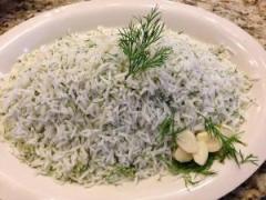 Basmati Dill Weed Rice