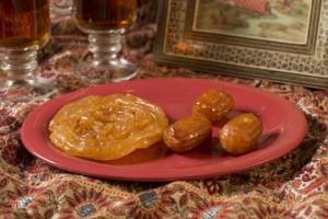 Zoolbiya & Bamiyeh Pastries