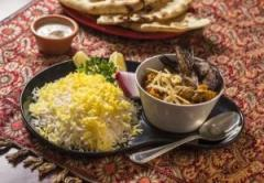 Yellow Split Pea Stew- Ghaymeh Bademjoon