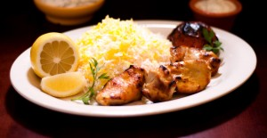 Chicken - Joojeh Kabob