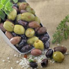 Country Mix Pitted Olives