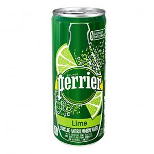 Perrier Sparkling Water Lime